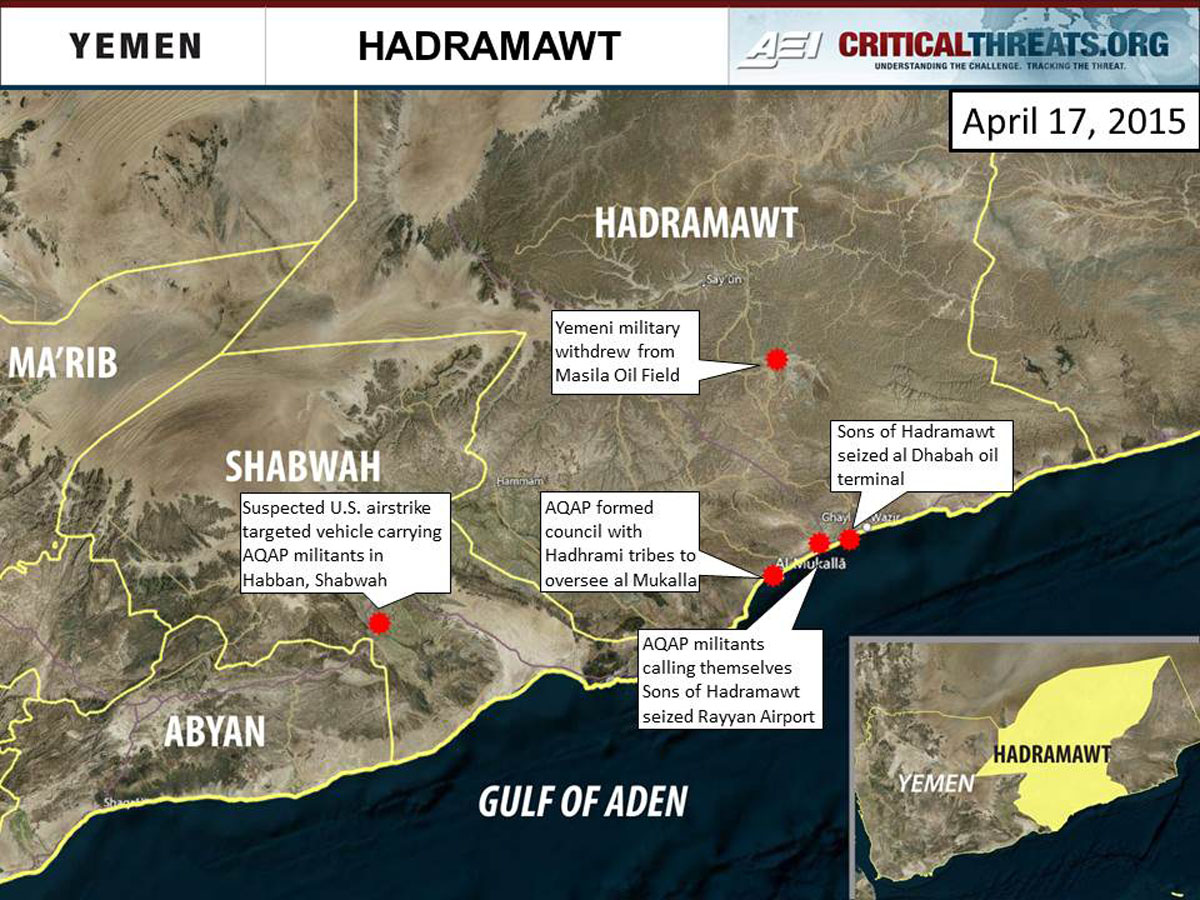 2015 Yemen Crisis Situation Report April 17  Critical Threats