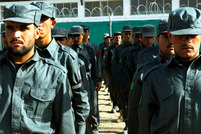 Afghan withdrawal would undermine local security effort main
