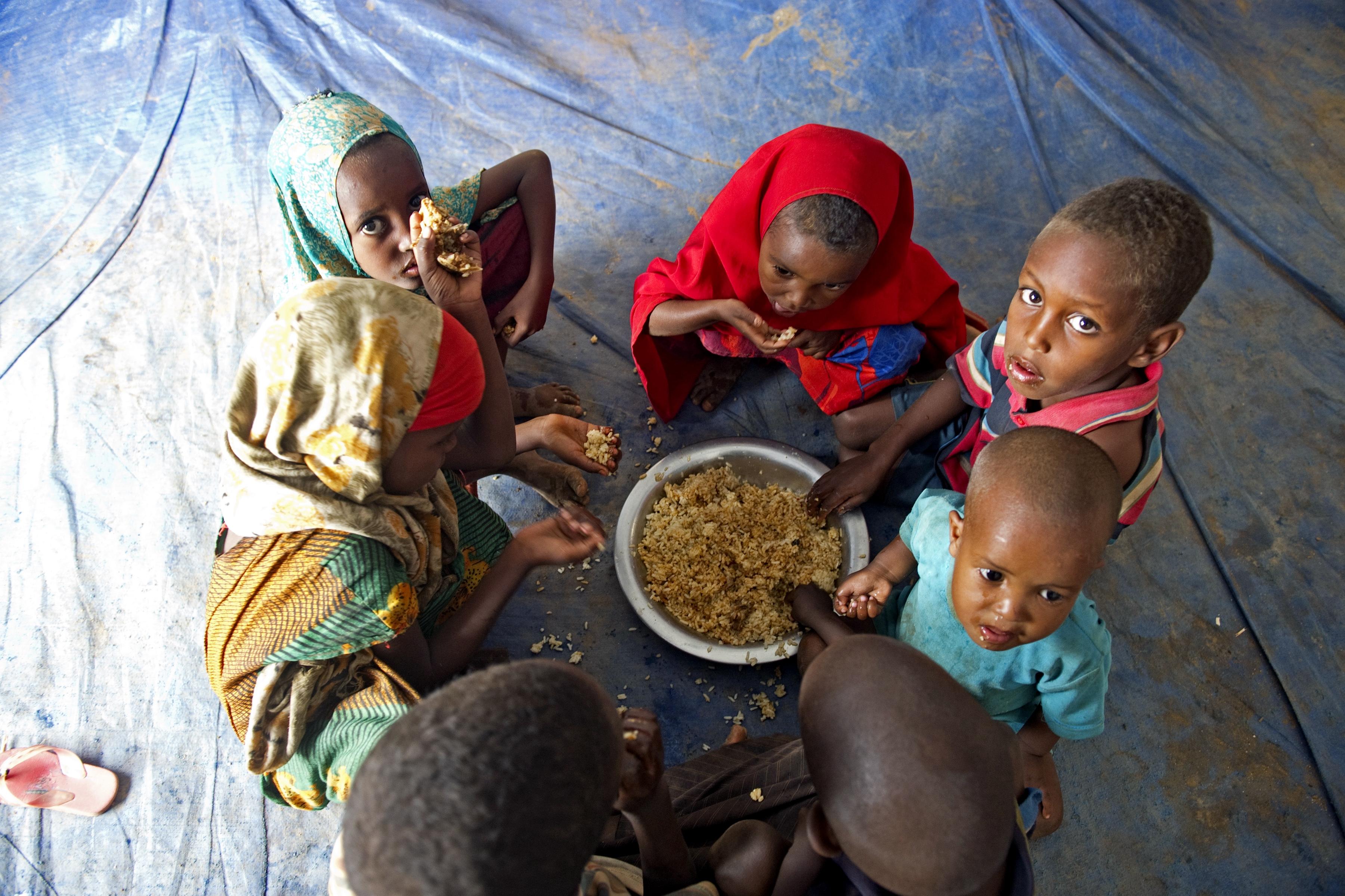 Shabaab  challenges of human aid un photo
