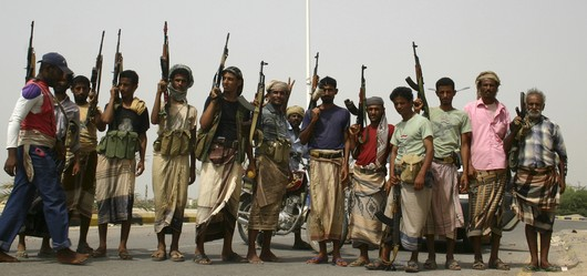 Pro army tribesmen jaar reuters 530