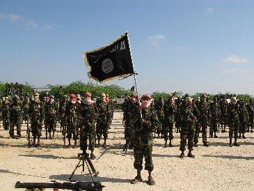 Al Shabaab military parade (SITE Intelligence Group)width=