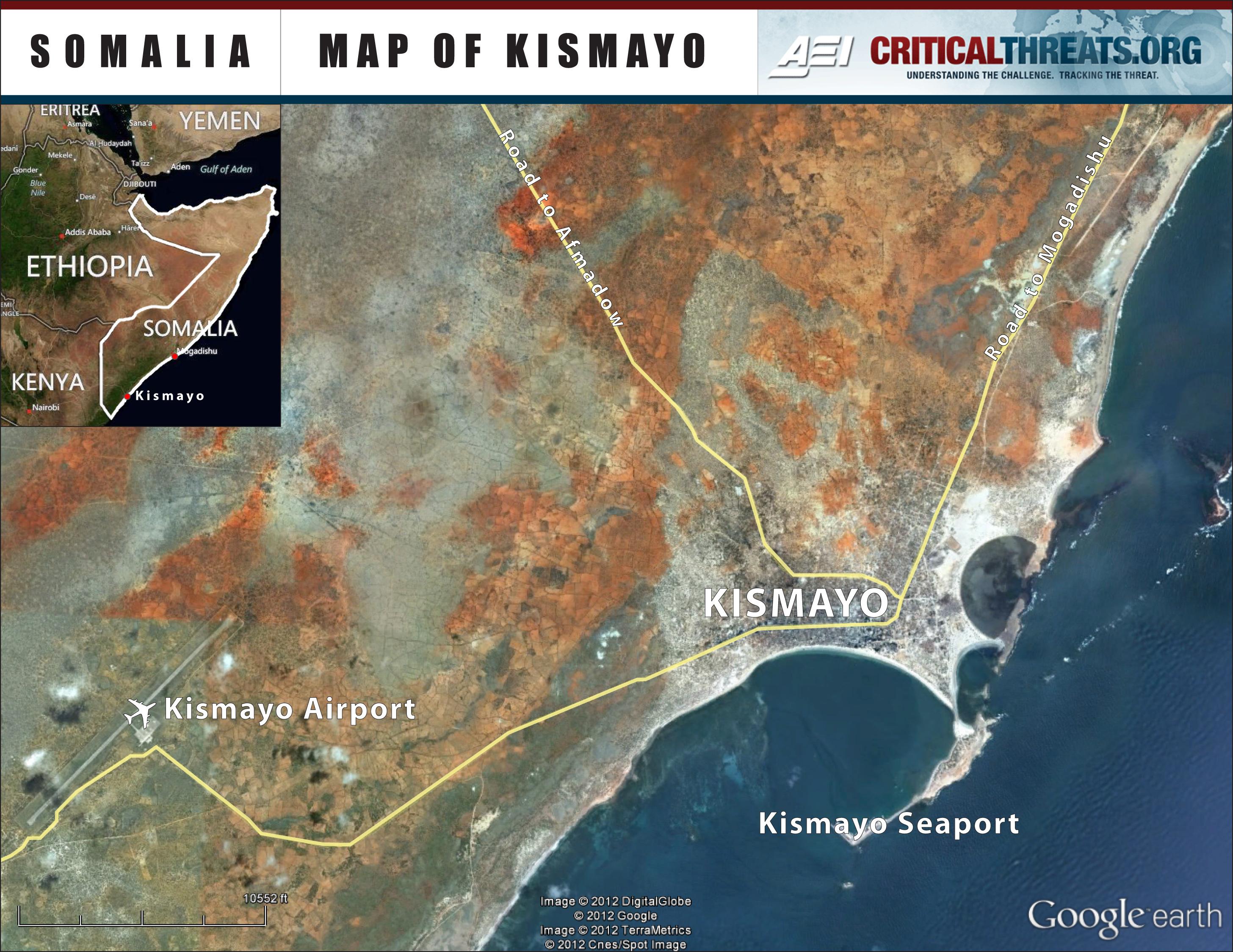 Al Shabaab After Kismayo | Critical Threats