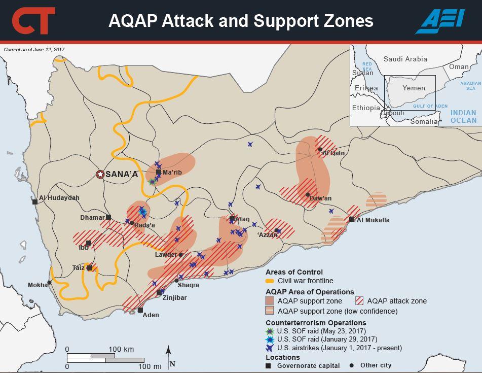 Al Qaeda's Base in Yemen
