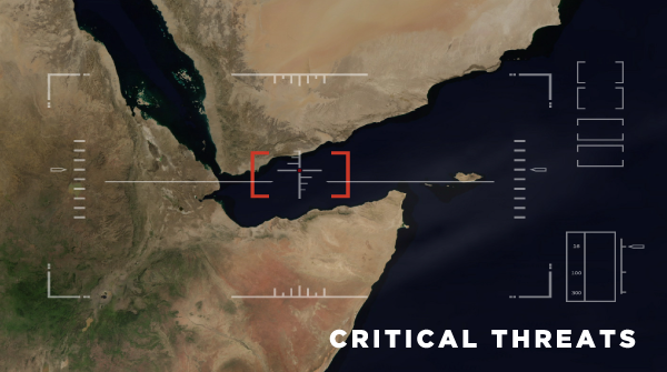 Gulf Of Aden Security Review September 12, 2019   Critical