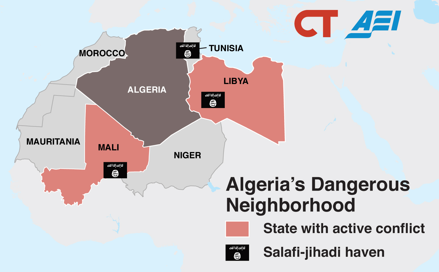 In Algeria, Hope For The Best But Prepare For The Worst